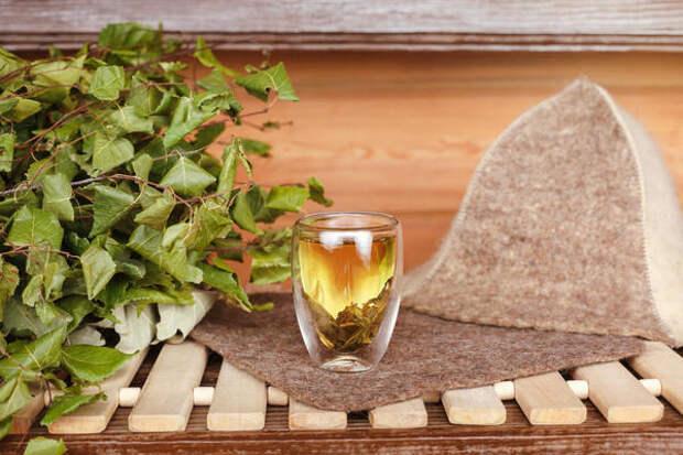 Банные процедуры и травяной чай помогут укрепить иммунитет