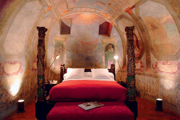 25 самых необычных отелей мира