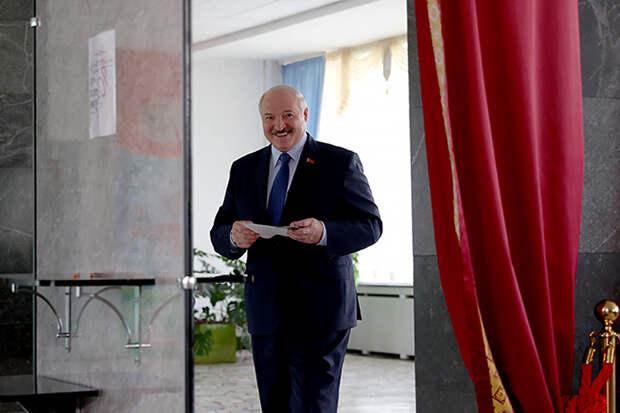 Лукашенко официально признан победителем выборов
