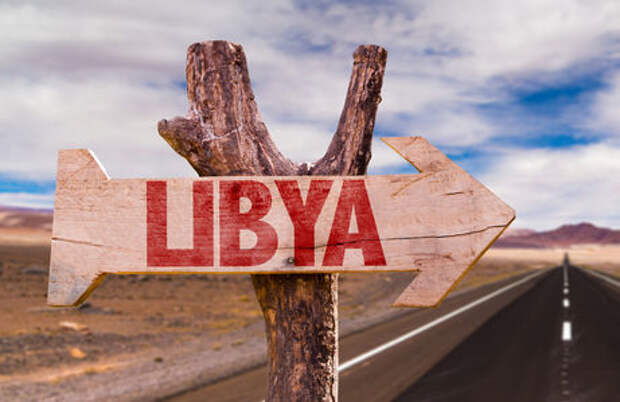 В Ливии дорогие автомобили угоняют вместе с их владельцами