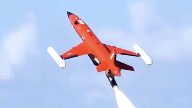 В США из гаубицы сбили «российскую» крылатую ракету