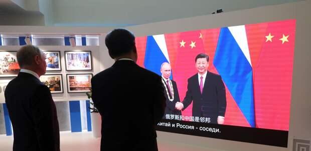 Торгово-экономическое сотрудничество между Россией и Китаем: не только мороженое и соя