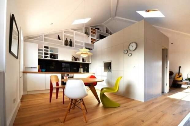 Как эффективно освободить пространство в доме