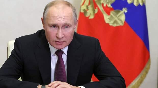 Олимпийский призер Носов отреагировал на предложение Путина отменить ограничения по возрасту для госслужащих
