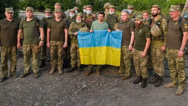 Зеленский показал, что не намерен добиваться мирного урегулирования в Донбассе