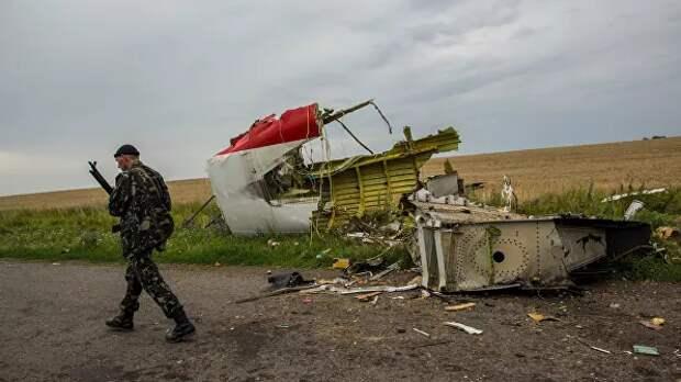 Украина не предоставила первичные данные с радаров по катастрофе MH17