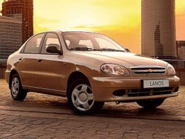 Обзор автомобиля Chevrolet Lanos