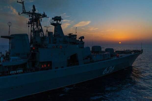 «Уникальный вызов»: действия российского флота в Атлантике оценили в Пентагоне