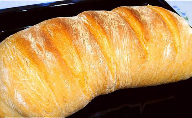 Хрустящий хлеб в рукаве: получается даже у тех, кто готовит в первый раз