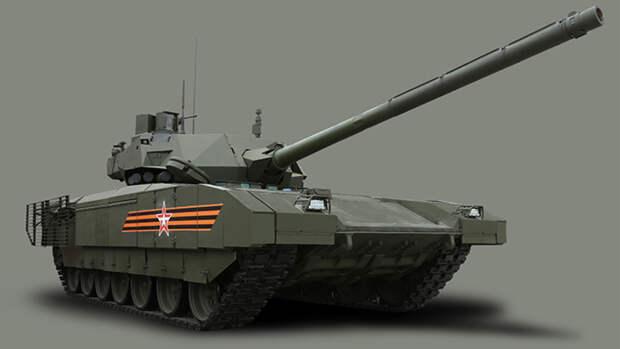 Польский танк PL-01 не смог составить конкуренцию российской «Армате»