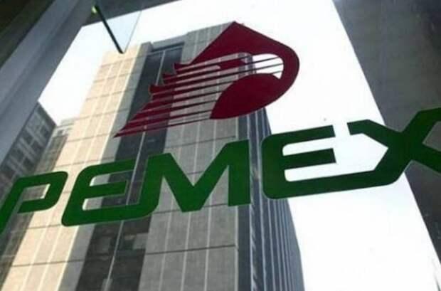 Pemex Мексика