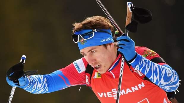 Латыпов — про 11-е место в спринте: «Гонкой доволен, но есть недочеты в стрельбе лежа»