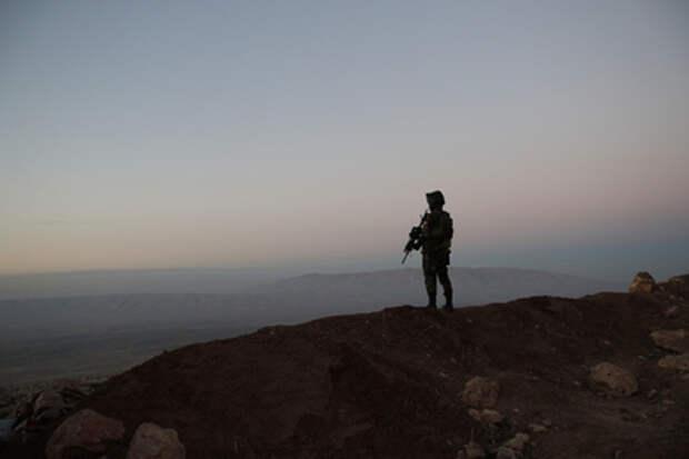 Минобороны России узнало про сговор ИГ с курдами о выходе из Ракки на Пальмиру