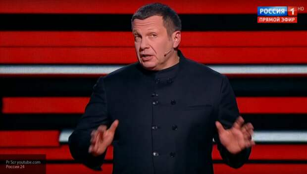 Соловьев нашел что ответить Туску на обещание не признавать Крым российским