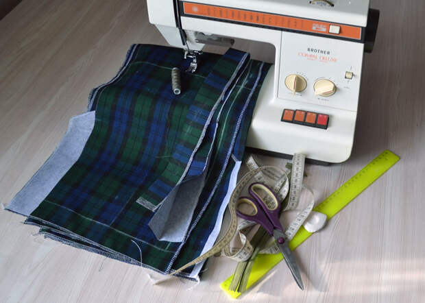 Как сшить юбку своими руками