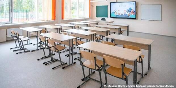 Собянин: С 2011 года в Москве построено почти 400 школ и детсадов Фото: Е. Самарин mos.ru