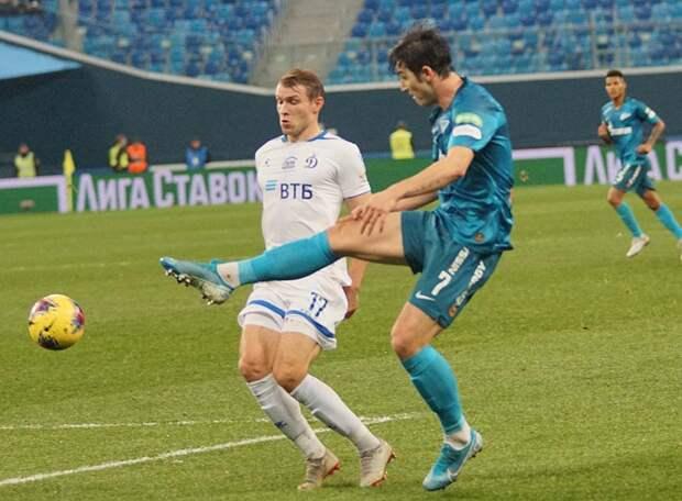 Дзюба и Азмун своими голами сокрушили «Динамо». «Сине-бело-голубые». После провального евросезона единолично возглавили чемпионскую гонку