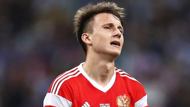 «Монако» не отпустит Головина в Сочи на матч отбора ЧМ-2022 Россия — Словения