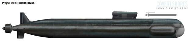 Тайна покрытая мраком: Эксперты со всего мира мечтают узнать характеристики российской подлодки «Хабаровск»