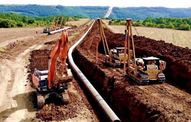 «Балканский поток» ждет судьба «Северного потока-2»