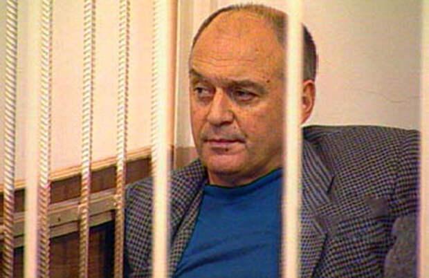 Экс-депутат ЗАКСа Петербурга Юрий Шутов умер в колонии