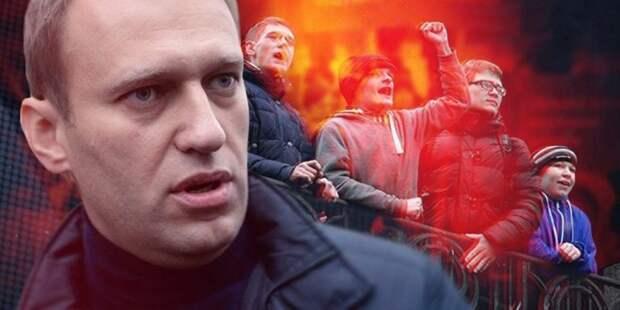 «Навальный – политический педераст!» – Опрос в центре Москвы о новых санкциях