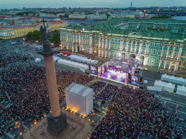 Петербуржским барабанщикам удалось установить рекорд России
