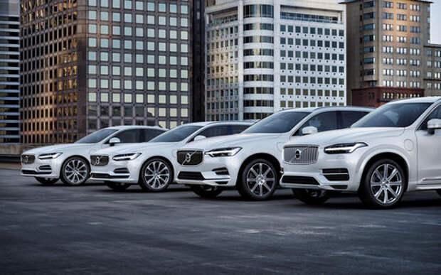 Volvo объявила о повышении цен на все модели в России