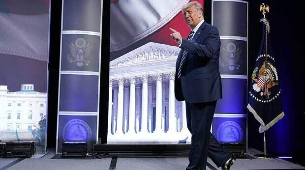 Трамп считает, что Байдену не хватит сообразительности для переговоров с РФ и КНР