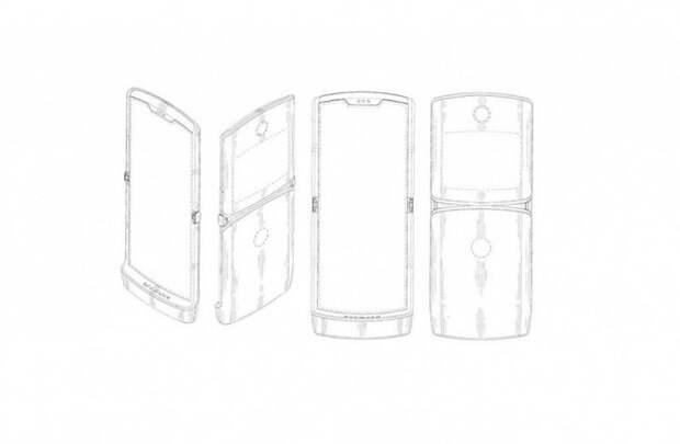 Складной Motorola Razr 2019 получит очень слабый аккумулятор и средний чипсет