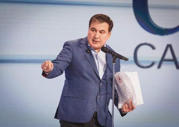 Саакашвили возглавил исполком нацсовета реформ Украины