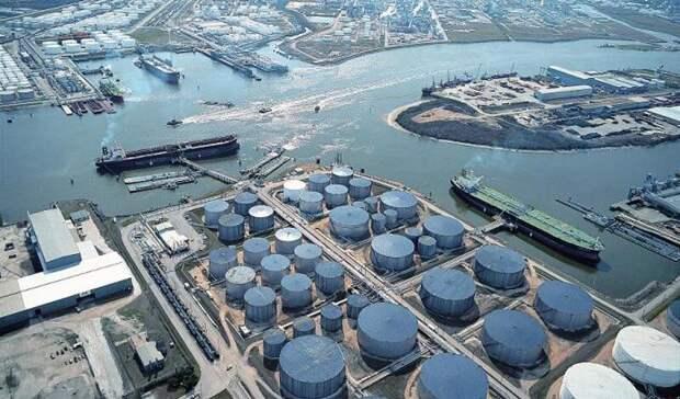 Запасы нефти вСША выросли