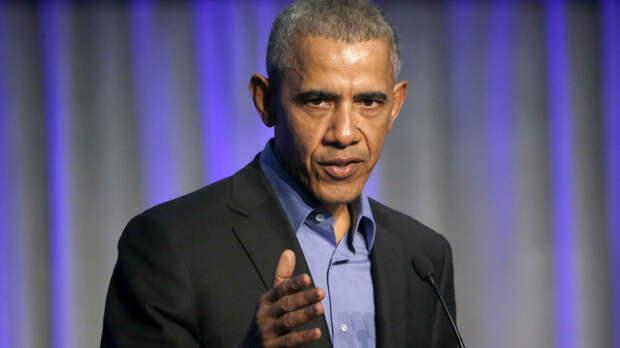 Бывший президент США Барак Обама - РИА Новости, 1920, 14.09.2020