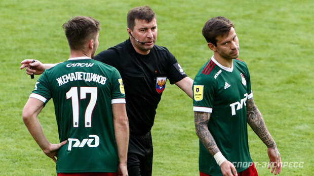 Вилков— освоей дисквалификации: «Явам клянусь, никакой предвзятости небыло: судил то, что видел!»