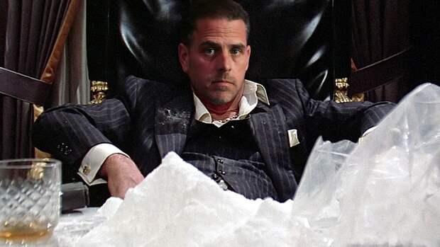 """Честь и хвала сыну Байдена: он рассказал, как """"грабил"""" Украину ради кокаина и шлюх"""