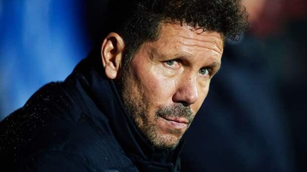 «Атлетико» впервые под руководством Симеоне пропустил в 6 матчах Ла Лиги подряд