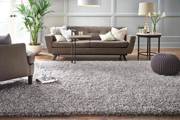 Нужны ли ковры в интерьере