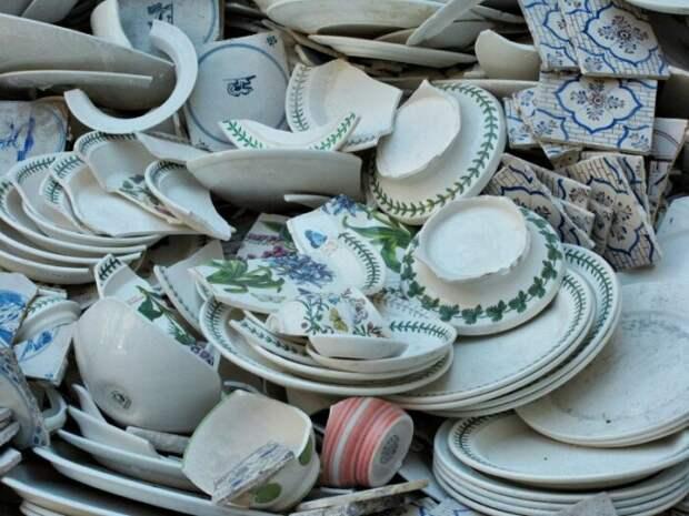 Долой старую и битую посуду. \ Фото: 7sisters.ru.