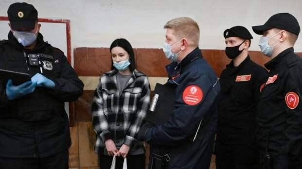 5 тыс. рублей за приспущенную маску