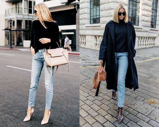 Какие джинсы выбрать, если не идет и не садится фасон mom: 3 беспроигрышных варианта на 2021 год