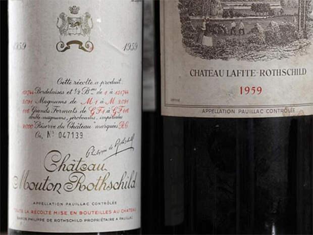 Как подделывают дорогое вино