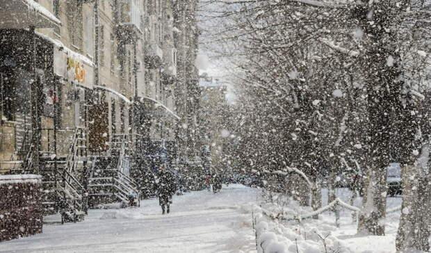 Морозная погода наУрале сохранится в начале весны