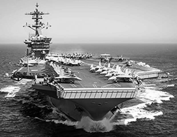Американские авианосцы перестают быть самым грозным оружием в мире
