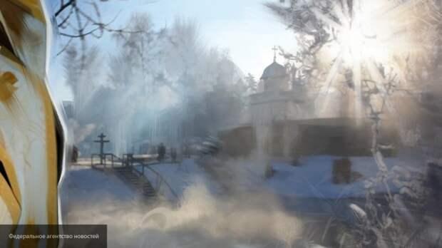 Эксперт рассказал о подготовке к предстоящим крещенским купаниям в России