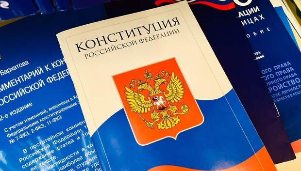Стало известно, как организуют безопасность на голосовании по Конституции в Подмосковье