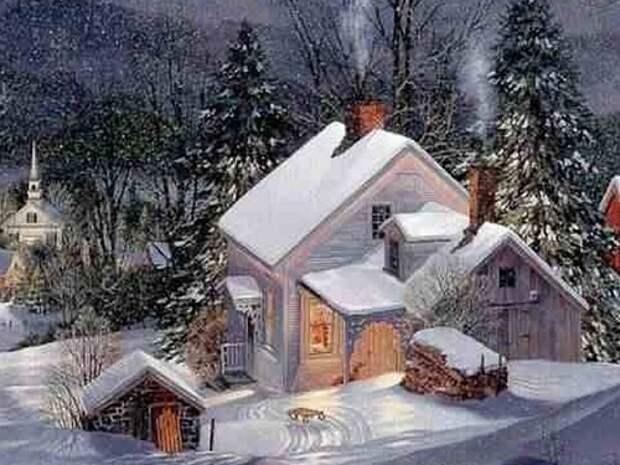 Защитные обряды декабря: как закрыть дом отврагов инеприятностей навсю зиму