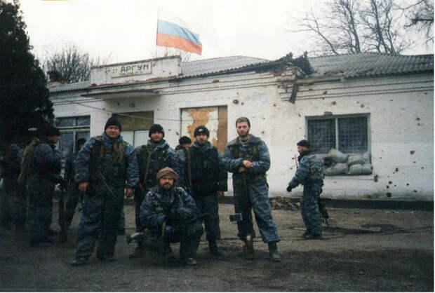 В тени штурма Грозного