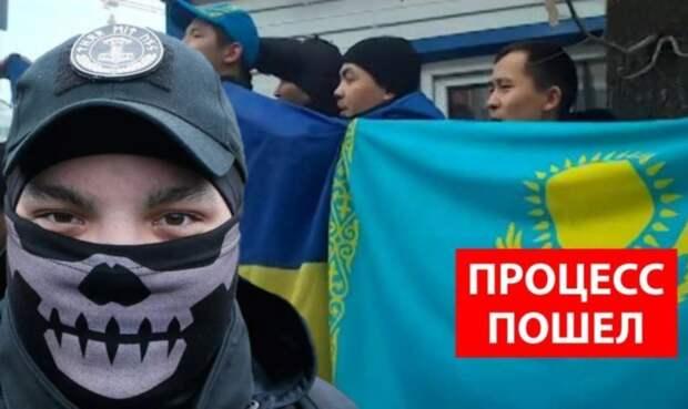 Дело языковых патрулей в Казахстане развивается