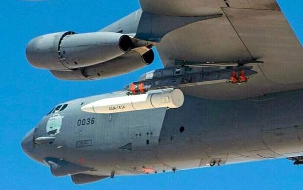 Аналог «Кинжала»: первые фото американской перспективной ракеты ARRW