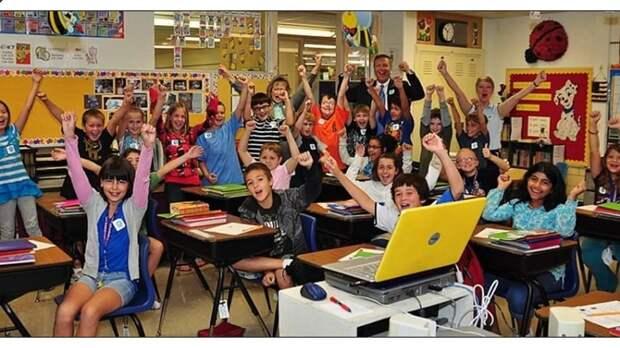 Американская система образования исключает зубрежку